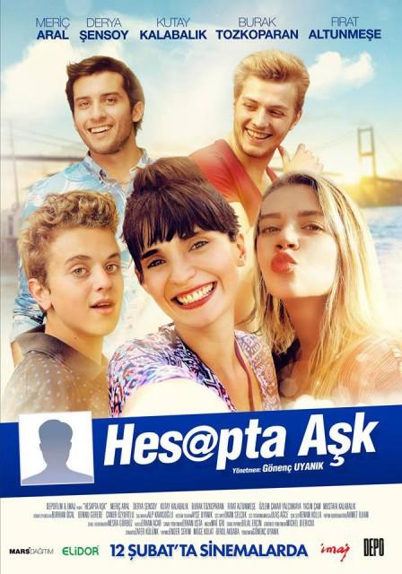Hesapta Aşk Full HD 2016 izle