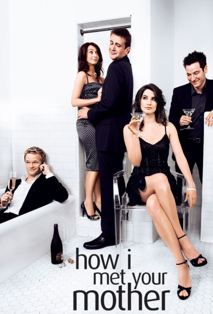 How I Met Your Mother Sezon 8