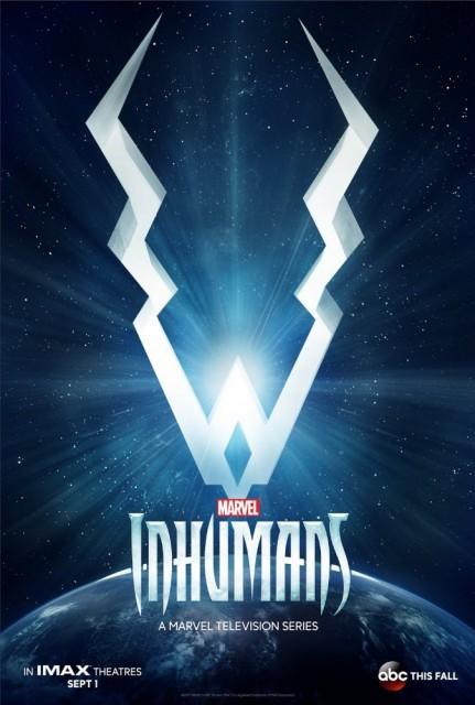 Inhumans (2017) afişi