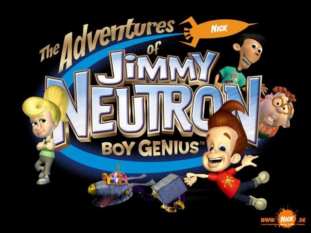 Jimmy Neutron'un Maceraları