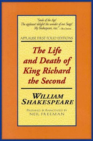 Kral ııı.richard' ın Yaşamı Ve ölümü