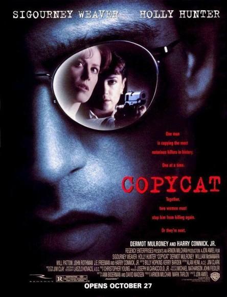 Kopya Cinayetler (1995) afişi