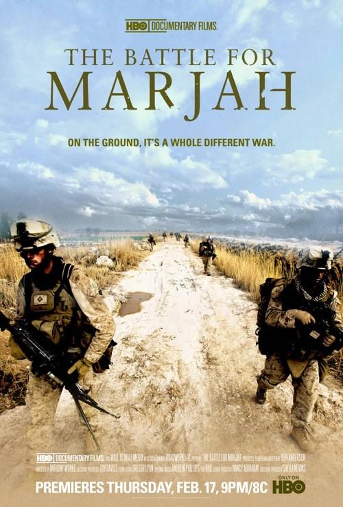 Marjah Için Savaş