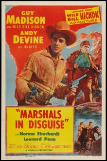Marshals In Disguise