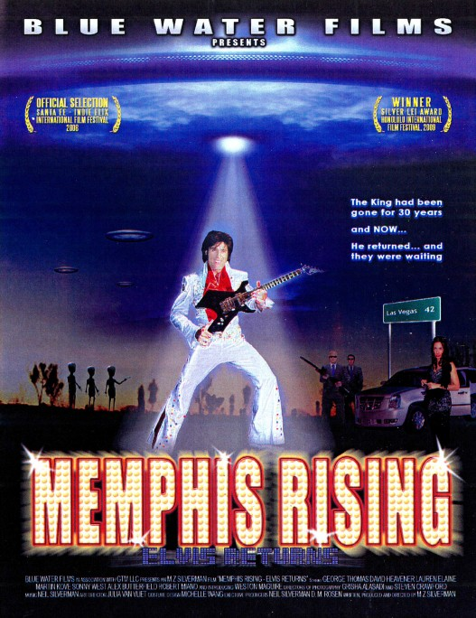 Memphis Rising: Elvis Returns