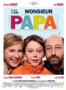 Monsieur Papa (2011) afişi