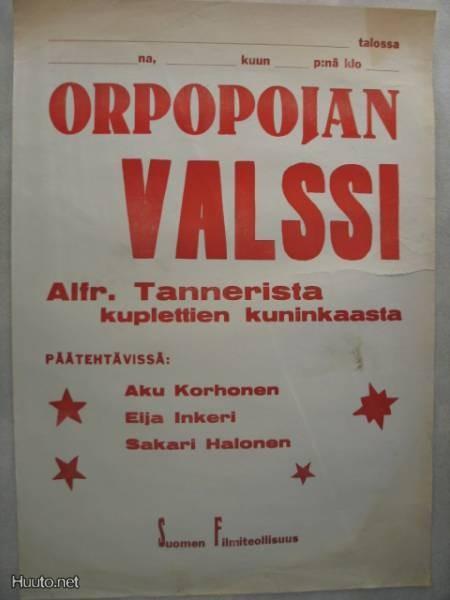 Orpopojan Valssi