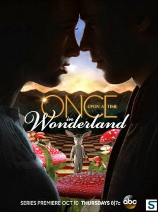Once Upon a Time in Wonderland Sezon 1