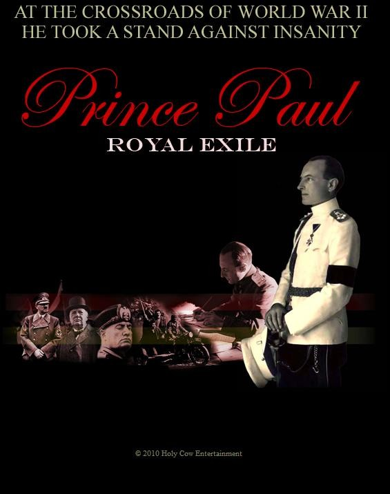 Prince Paul Royal Exile