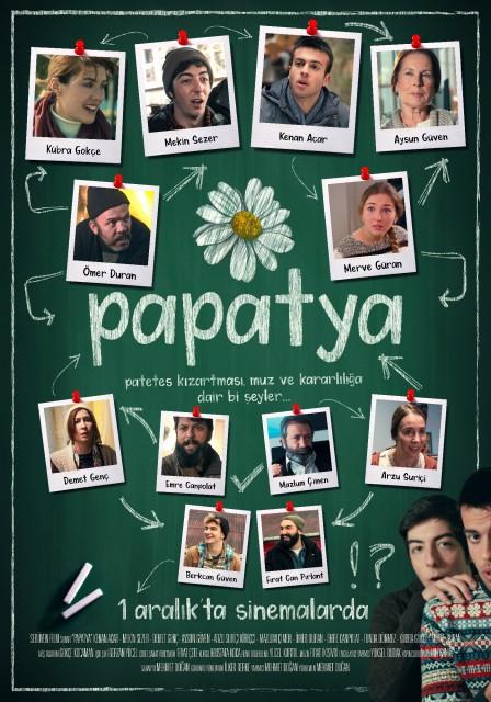 Papatya (2017) afişi