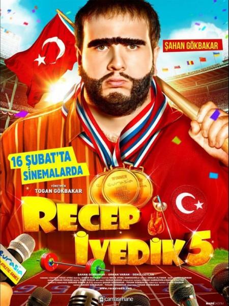 Recep İvedik 5 (2017) Sansürsüz HD İndir