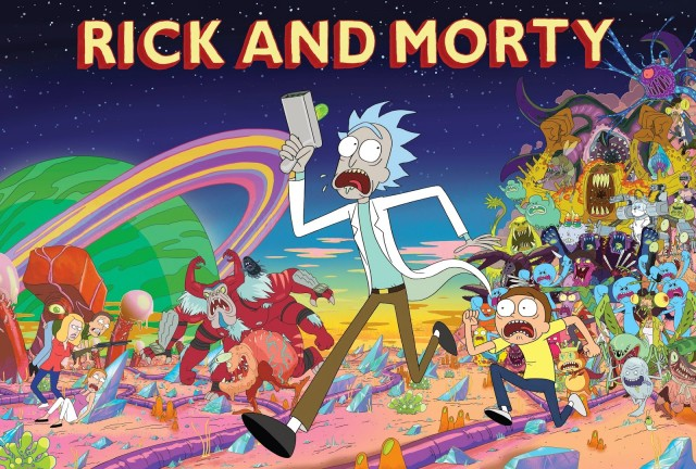 Rick and Morty 2.Sezon