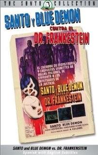Santo Y Blue Demon Contra El Dr. Frankenstein