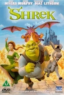 Şrek (2001) afişi