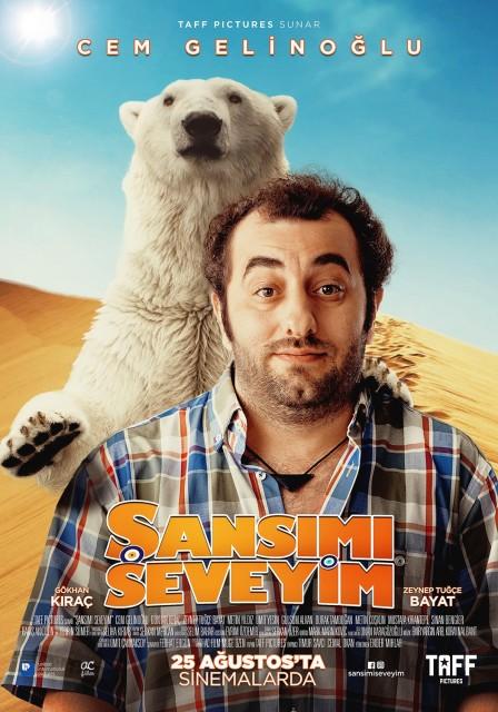 Şansımı Seveyim (2017) 720p Yerli Film WEB-DL Sansürsüz Torrent İndir - DCRGDizi.com