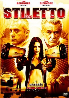 Stiletto (2008) afişi