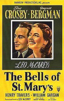 The Bells Of St. Mary (1945) afişi