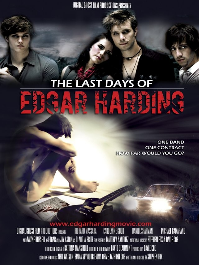 The Last Days Of Edgar Harding