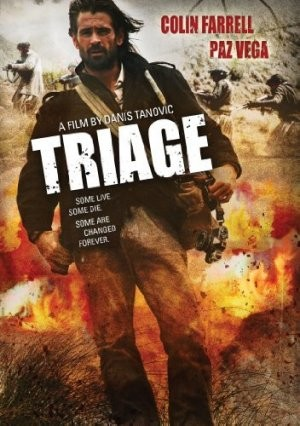 Triage (2009) afişi