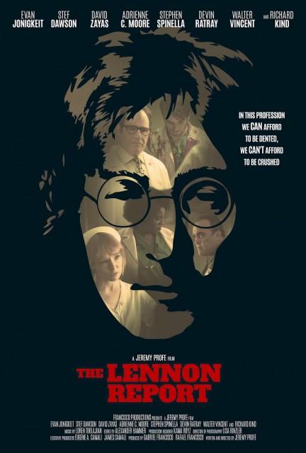 The Lennon Report (2016) afişi