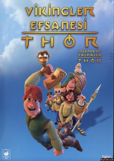 Vikingler Efsanesi: Thor