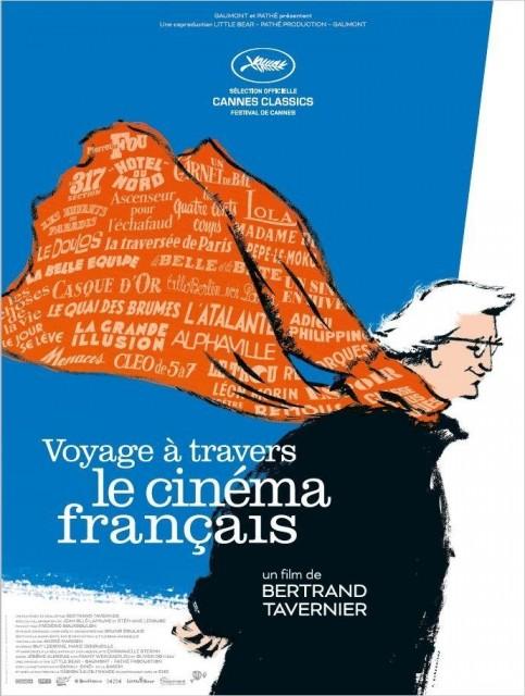 Voyage à travers le cinéma français (2016) afişi