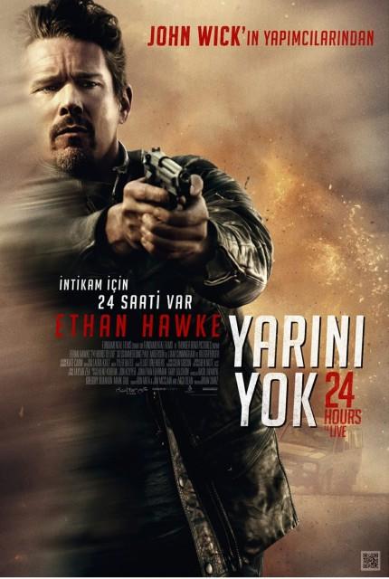 Yarını Yok (2017) afişi