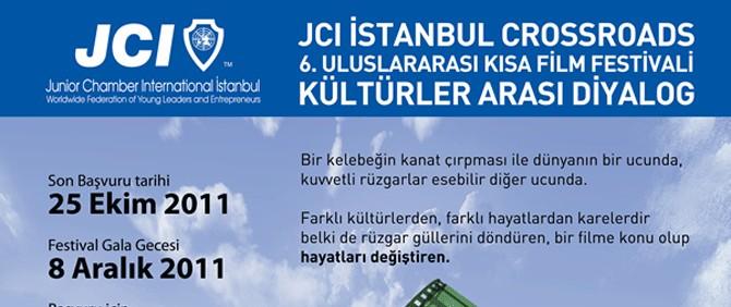 6. JCI İstanbul Crossroads Uluslararası Kısa Film Festivali