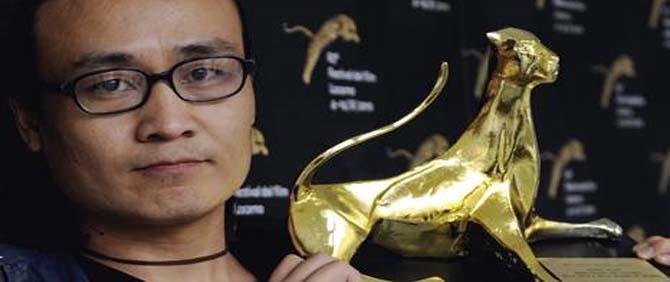 Altın Leopar Çin'e Gitti