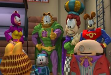 Garfield Serisinin En İyi Açılışı!