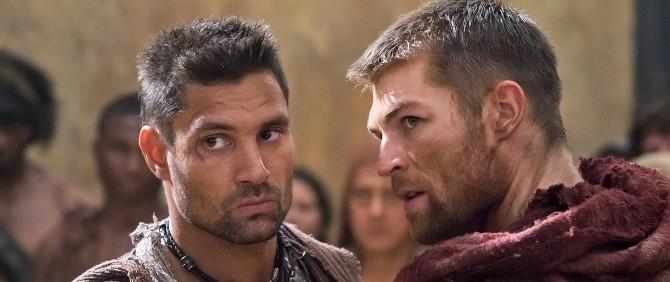 Spartacus: Vengeance'ın İlk Fragmanı Yayınlandı!