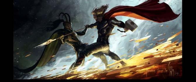 Thor'un Çok Özel Fragmanı Sinemalar.com'da!