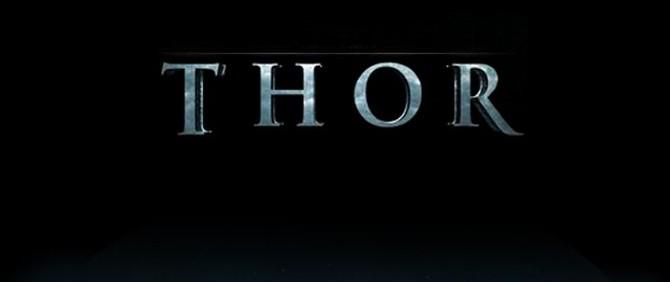 Thor'un fragmanı yayınlandı!