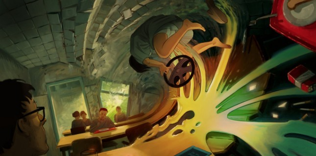 Amazon'un Sıra Dışı Animasyon Filmi Undone'a Ait Tanıtım Filmi Yayınlandı