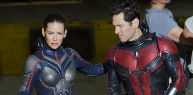 Ant-Man and the Wasp'ten Yeni Set Fotoğrafları Yayınlandı