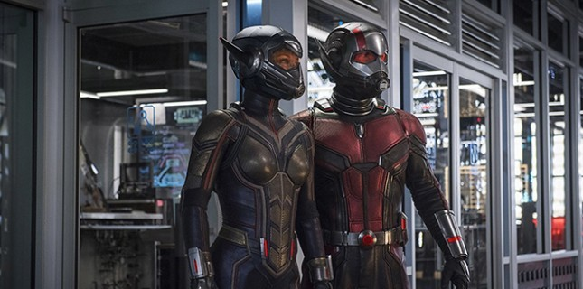 Ant-Man and the Wasp'ten Yeni TV Spotu Geldi