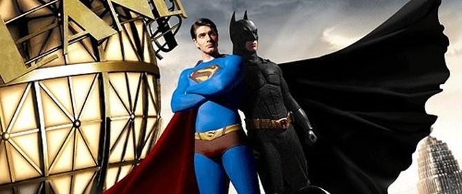 Batman Superman aynı filmde