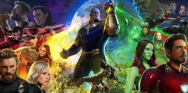 Avengers 4 ile final yapacak Marvel karakterleri bir araya geldi (Galeri)