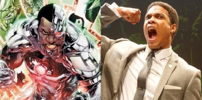 Batman vs Superman Kadrosuna Ray Fisher Katıldı