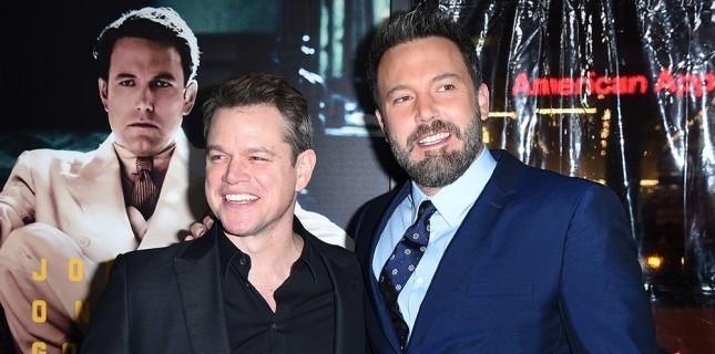 Ben Affleck ve Matt Damon İkilisinden Yeni Bir Film Geliyor