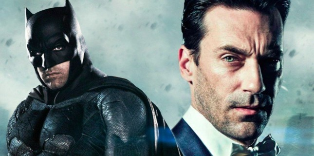 Ben Affleck'ten sonraki Batman rolünü Jon Hamm istiyor