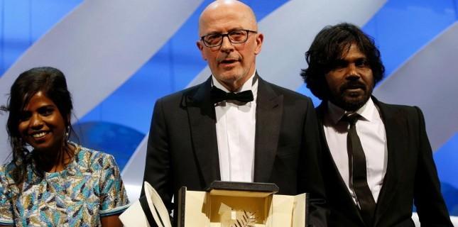Cannes 2015'te Büyük Ödül, Dheepan'a!