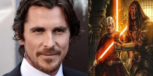 Christian Bale bir Star Wars filminde oynamak istiyor