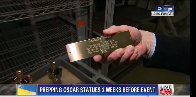 CNN, Oscar Ödülleri İle İlgili Haberiyle DiCaprio Hayranlarını Heyecanlandırdı