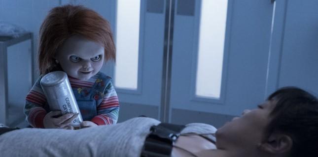 Cult of Chucky'den Fotoğraflar!