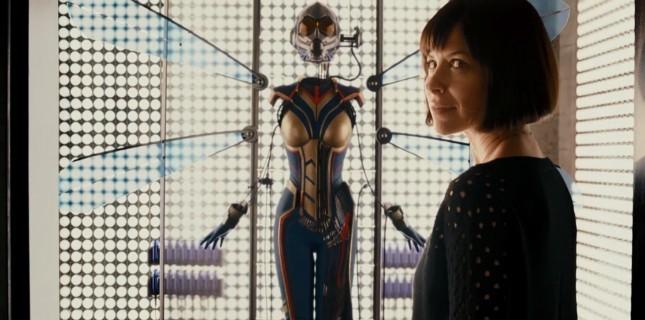 Evangeline Lilly'nin 'Wasp' karakteri Avengers 4'te yer alacak