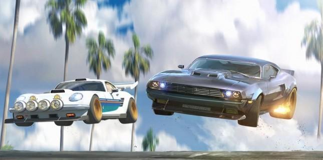 'Hızlı ve Öfkeli' serisinin animasyon dizisi yolda