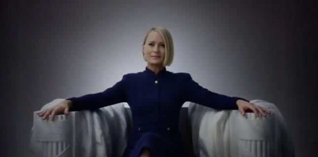 House Of Cards Claire Underwood'dan Bir Bağımsızlık Günü Mesajı Yayınladı