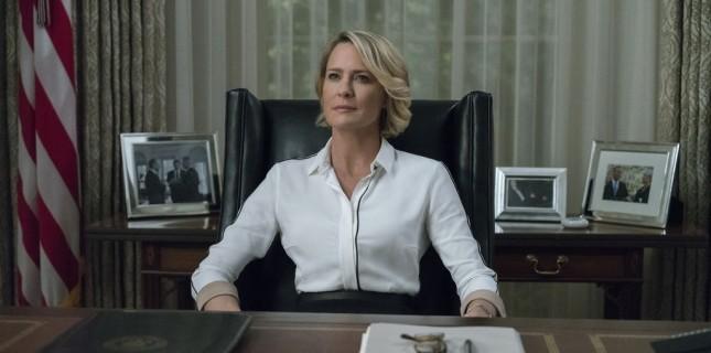 House Of Cards'ın Son Sezonundan Görüntüler Geldi