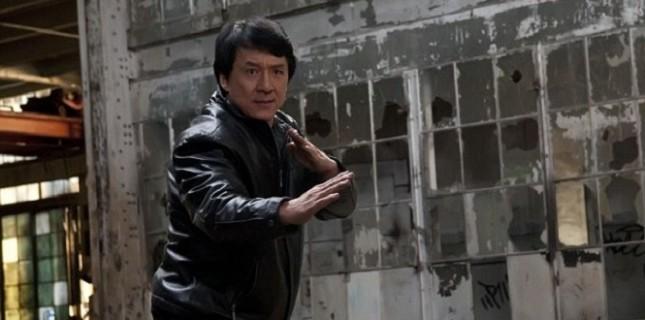 Jackie Chan'ın son filminde gerçek mermiler kullanılmış!